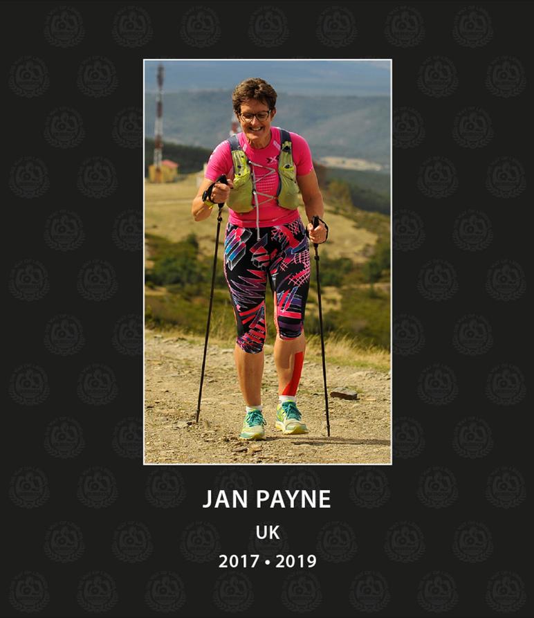 008 JAN PAYNE